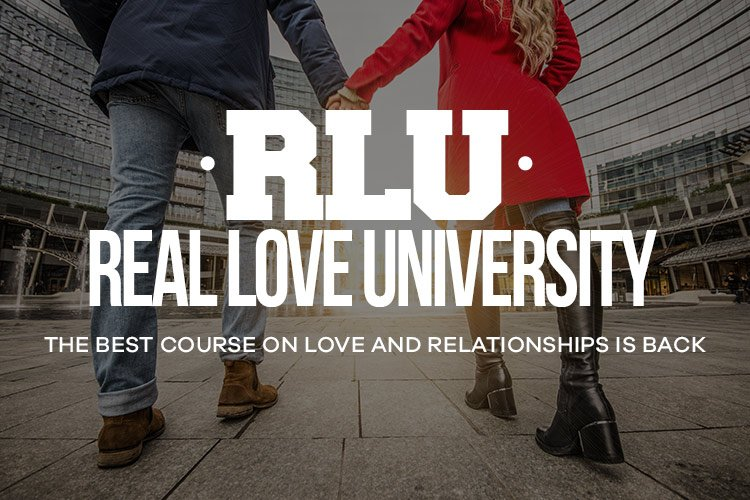 Real Love University - from motivational speaker Tony Gaskins