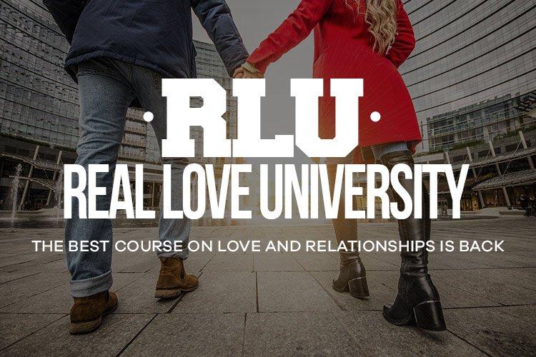 Real Love University - from motivational speaker Tony Gaskins