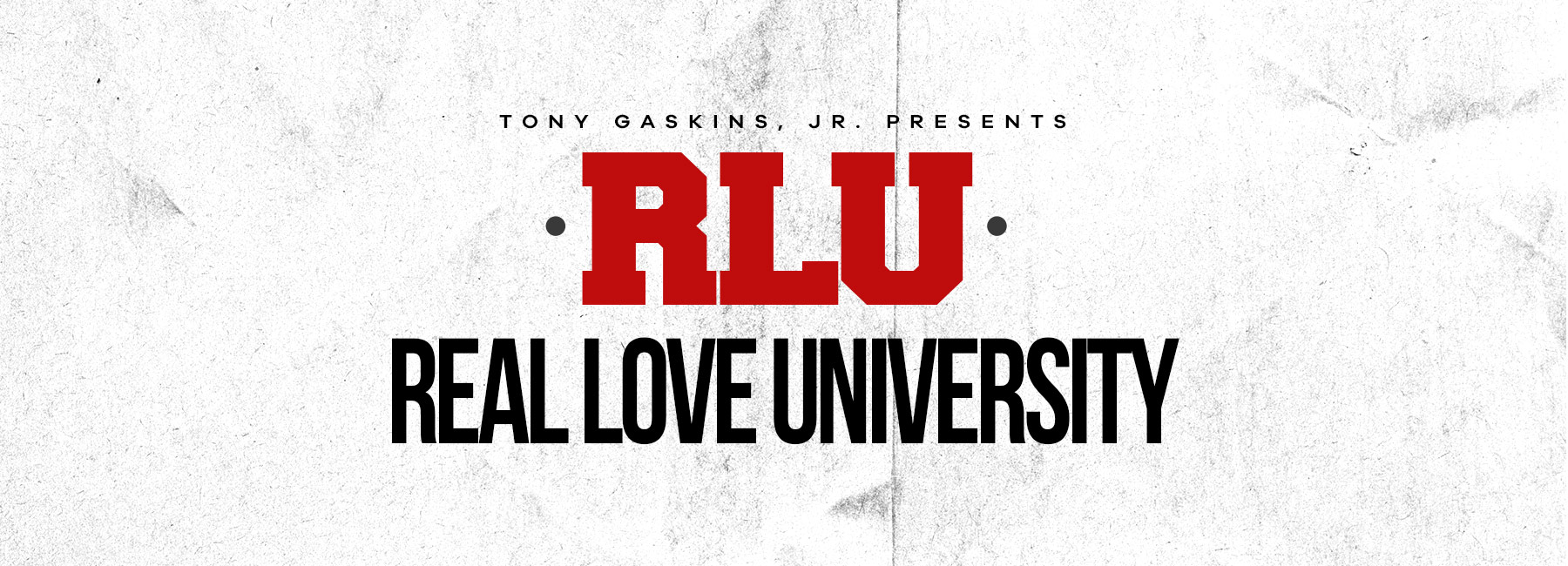 Self-Love & Real Love Course | Tony Gaskins Motivational Speaker