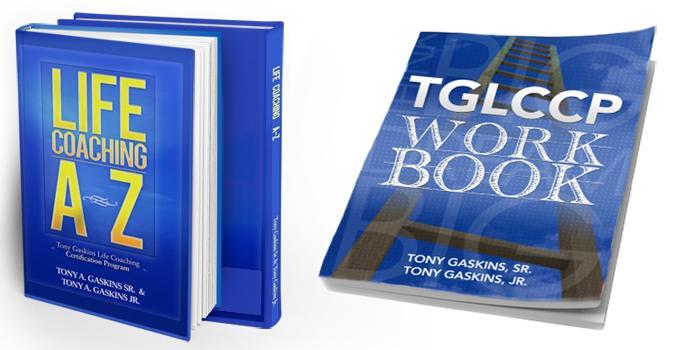 Life Coach Certification Training | Tony Gaskins Motivational Speaker